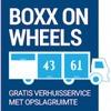 Boxx on Wheels snel en gemakkelijk verhuizen!