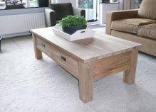 teak-hout-tafel