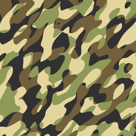 Plakfolie Camouflage