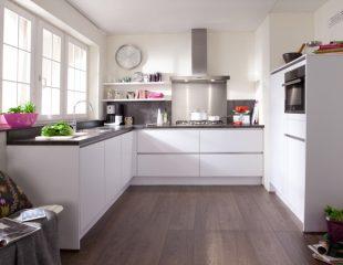 Hoe richt je je keuken of eetkamerhoek in?